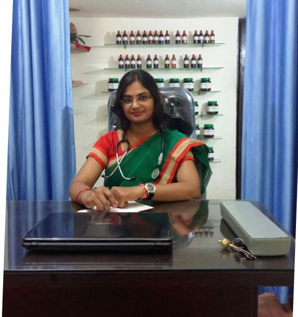 Best Homeopathy Lady Hair Fall & Skin Doctor Vijay Nagar Indore